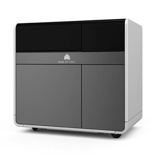 News release 1: introduction of ProJetMJP 2500W printer